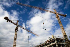 Infrastruktur, Digitalisierung und Bauen